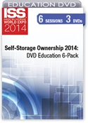 Picture of DVD - Self-Storage Ownership 2014: DVD Education 6-Pack