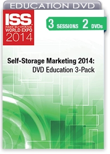 Picture of DVD - Self-Storage Marketing 2014: DVD Education 3-Pack