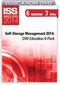 Picture of DVD - Self-Storage Management 2014: DVD Education 6-Pack
