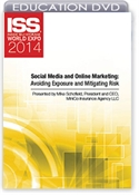 Picture of DVD - Social Media and Online Marketing: Avoiding Exposure and Mitigating Risk