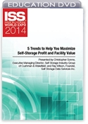 Picture of DVD - 5 Trends to Help You Maximize Self-Storage Profit and Facility Value