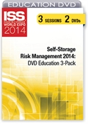 Picture of DVD - Self-Storage Risk Management 2014: DVD Education 3-Pack