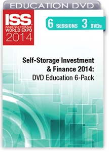 Picture of DVD - Self-Storage Investment & Finance 2014: DVD Education 6-Pack