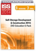 Picture of DVD - Self-Storage Development & Construction 2014: DVD Education 6-Pack