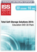 Picture of DVD - Total Self-Storage Solutions 2014: Education DVD 30-Pack