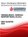 Picture of Virginia Beach-Norfolk-Newport News, Va./N.C. - First Quarter 2014