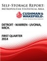 Picture of Detroit-Warren-Livonia, Mich. - First Quarter 2014