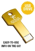 Picture of Self-Storage Key of Knowledge: Manager-Training Kit [USB Drive]