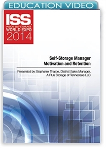 Picture of Self-Storage Manager Motivation and Retention