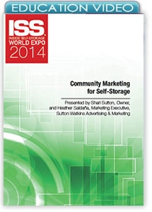 Picture of Community Marketing for Self-Storage