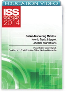 Picture of Online-Marketing Metrics: How to Track, Interpret and Use Your Results