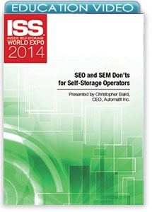 Picture of SEO and SEM Don'ts for Self-Storage Operators