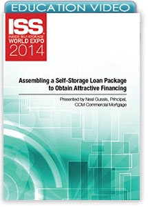 Picture of Assembling a Self-Storage Loan Package to Obtain Attractive Financing
