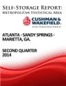 Picture of Atlanta-Sandy Springs-Marietta, Ga. - Second Quarter 2014