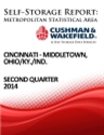 Picture of Cincinnati-Middletown, Ohio/Ky./Ind. - Second Quarter 2014