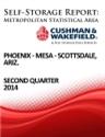 Picture of Phoenix-Mesa-Scottsdale, Ariz. - Second Quarter 2014