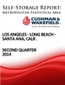 Picture of Los Angeles-Long Beach-Santa Ana, Calif. - Second Quarter 2014