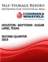 Picture of Houston-Baytown-Sugar Land, Texas - Second Quarter 2014