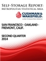 Picture of San Francisco-Oakland-Fremont, Calif. - Second Quarter 2014