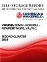 Picture of Virginia Beach-Norfolk-Newport News, Va./N.C. - Second Quarter 2014