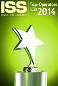 Picture of Inside Self-Storage Top-Operators List 2014
