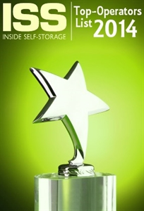 Picture of Inside Self-Storage Top-Operators List 2014