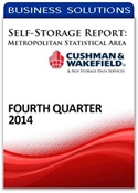 Picture of Self-Storage Metropolitan Statistical Area Report - Fourth Quarter 2014