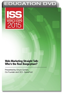 Picture of DVD - Web-Marketing Straight Talk: Who's the Real Boogeyman?