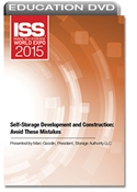 Picture of DVD - Self-Storage Development and Construction: Avoid These Mistakes
