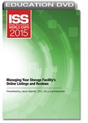 Picture of DVD - Managing Your Storage Facility's Online Listings and Reviews