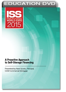 Picture of DVD - A Proactive Approach to Self-Storage Financing