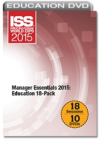 Picture of DVD - Manager Essentials 2015: Education 18-Pack