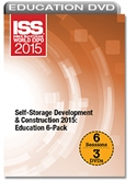 Picture of DVD - Self-Storage Development & Construction 2015: Education 6-Pack