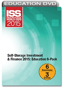 Picture of DVD - Self-Storage Investment & Finance 2015: Education 6-Pack