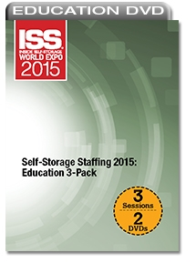 Picture of DVD - Self-Storage Staffing 2015: Education 3-Pack
