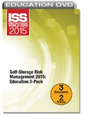 Picture of DVD - Self-Storage Risk Management 2015: Education 3-Pack