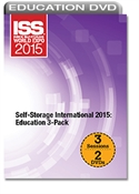 Picture of DVD - Self-Storage International 2015: Education 3-Pack