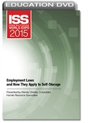 Picture of DVD - Employment Laws and How They Apply to Self-Storage