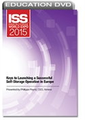 Picture of DVD - Keys to Launching a Successful Self-Storage Operation in Europe