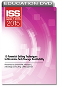 Picture of DVD - 10 Powerful Selling Techniques to Maximize Self-Storage Profitability