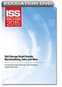 Picture of DVD Pre-Order - Self-Storage Retail Results: Merchandising, Sales and More