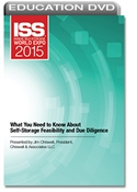 Picture of DVD - What You Need to Know About Self-Storage Feasibility and Due Diligence