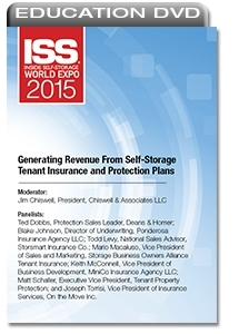 Picture of DVD - Generating Revenue From Self-Storage Tenant Insurance and Protection Plans