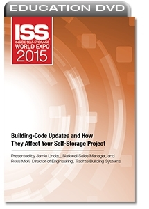 Picture of DVD - Building-Code Updates and How They Affect Your Self-Storage Project