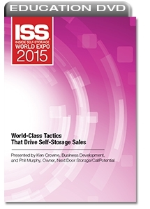 Picture of DVD - World-Class Tactics That Drive Self-Storage Sales