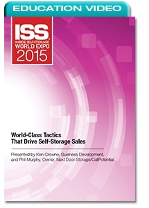 Picture of World-Class Tactics That Drive Self-Storage Sales