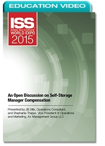 Picture of An Open Discussion on Self-Storage Manager Compensation