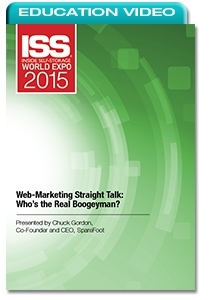 Picture of Web-Marketing Straight Talk: Who's the Real Boogeyman?