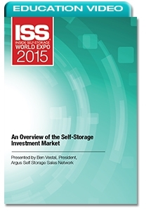 Picture of An Overview of the Self-Storage Investment Market