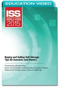 Picture of Buying and Selling Self-Storage: Tips for Investors and Owners